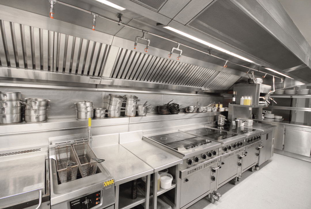 Restaurant Kitchen At Home restaurant hood cleaning service | austin tx regarding restaurant