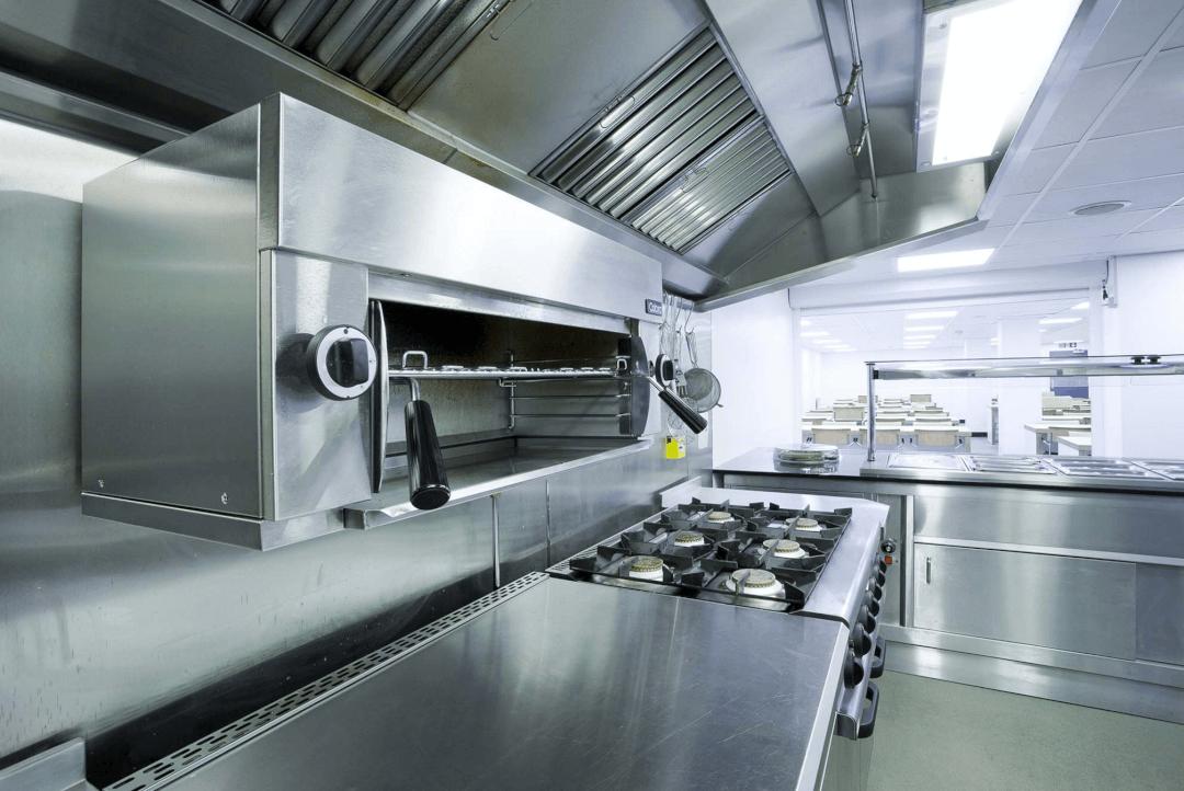 mercial kitchen austin kitchen room