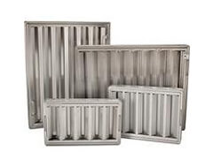 commercial kitchen hood filters service