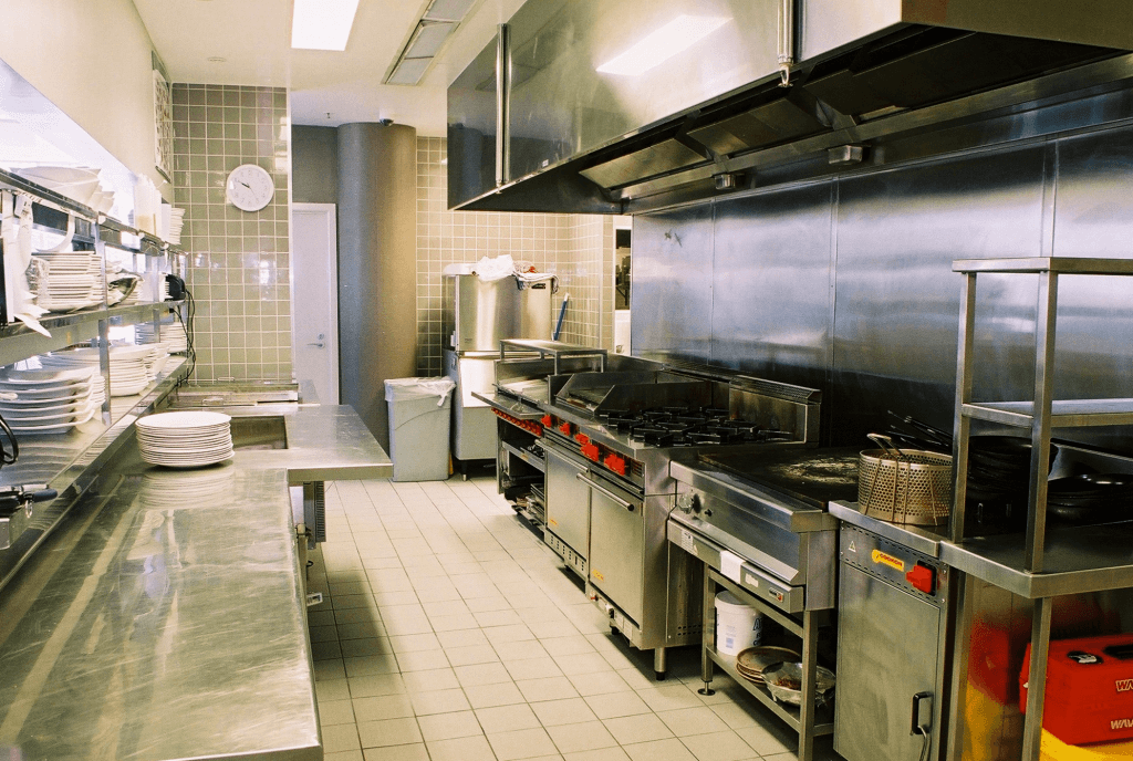 Commercial Vent Hoods For Restaurants ~ Commercial kitchen equipment cleaning service